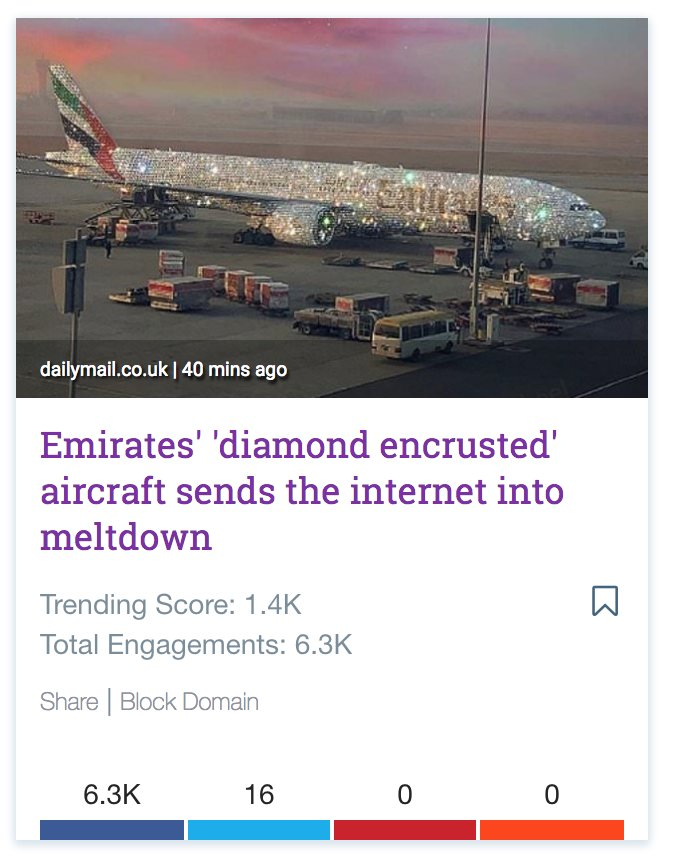 the second most viral news story in the uk right now is a photoshopped plane