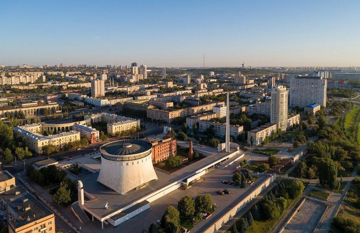 панорамное фото волгограда в хорошем качестве напольные