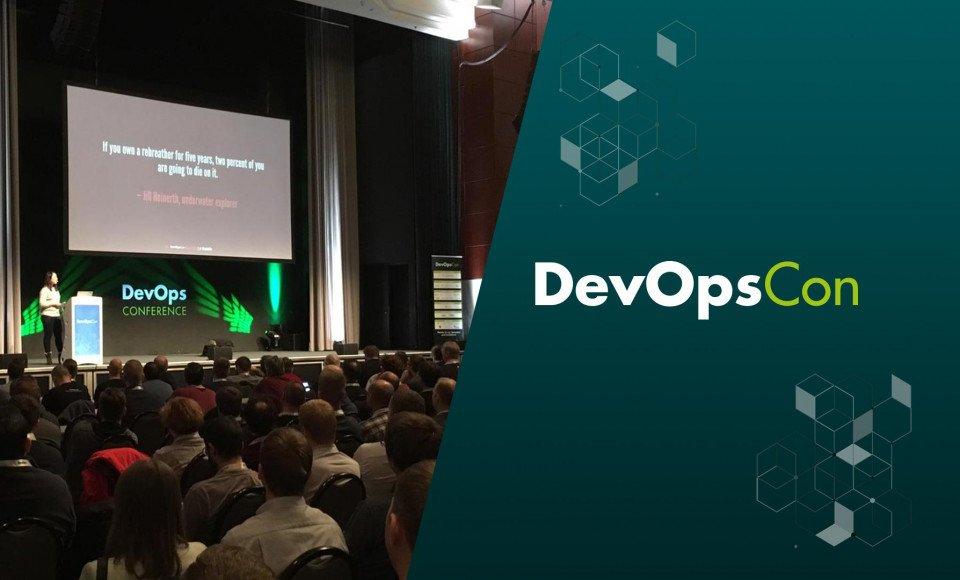 DevOpsCon Banner/Logo