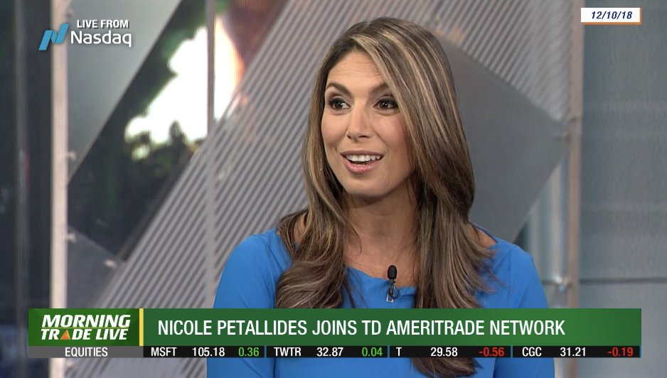 Nicole Petallides On Twitter Big News Check It Out As