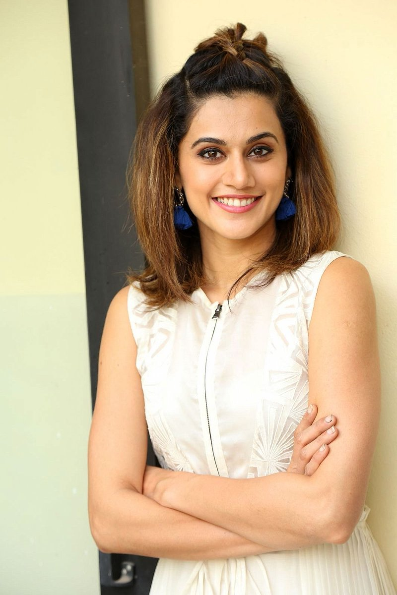 Taapsee reveals crucial reason