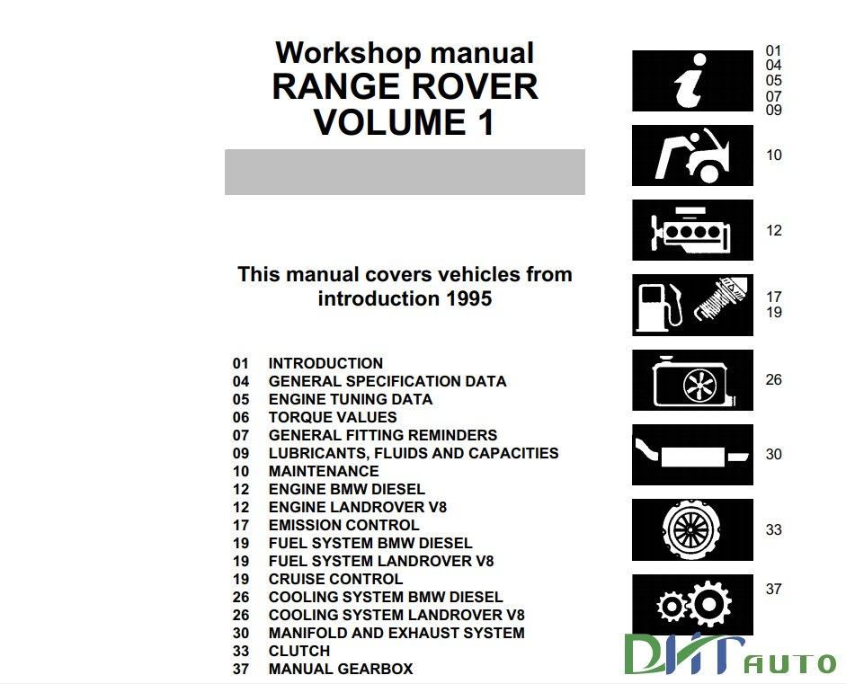 Download P38 workshop manual