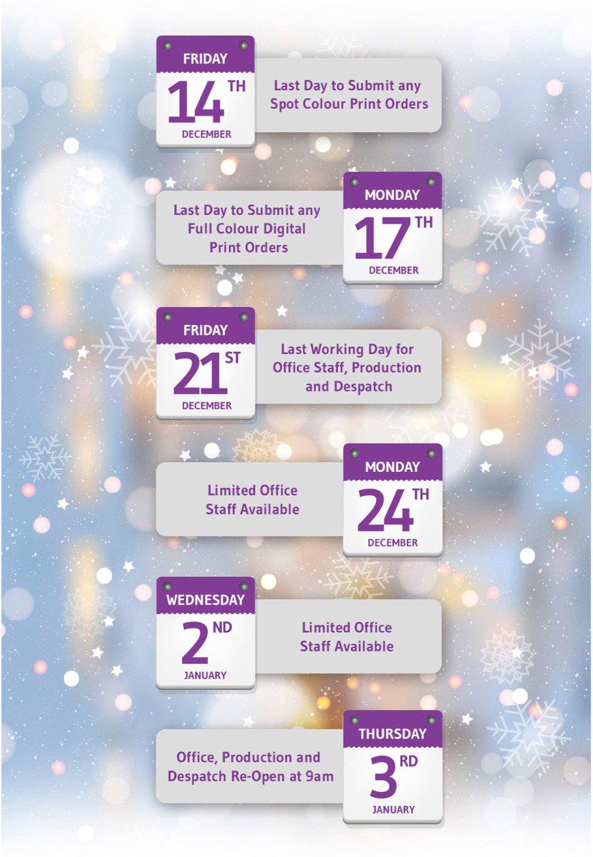 @PenWarehouse ChristmasIsComing Twitter Feed 10 Dec