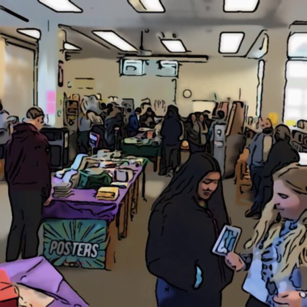 The <a target='_blank' href='http://twitter.com/wmspta2017'>@wmspta2017</a> sponsored bookfair is in full swing. Many thanks to the parent volunteers and our awesome coordinator. Lots of great energy in the library. <a target='_blank' href='http://twitter.com/APSLibrarians'>@APSLibrarians</a> <a target='_blank' href='http://twitter.com/BoykinBryan'>@BoykinBryan</a> <a target='_blank' href='http://twitter.com/WMS_WolfPack'>@WMS_WolfPack</a> <a target='_blank' href='http://search.twitter.com/search?q=wmsreads'><a target='_blank' href='https://twitter.com/hashtag/wmsreads?src=hash'>#wmsreads</a></a> <a target='_blank' href='https://t.co/1D8EW9DVhB'>https://t.co/1D8EW9DVhB</a>