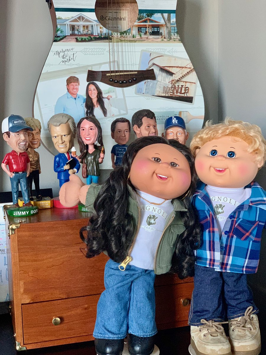 Of all the bucket list items.. this is very close to the top of the list. #thisisAmazing #cabbagepatchkids