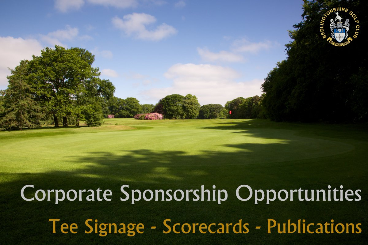 Bedlington Golf Club Bedlington Gc Twitter