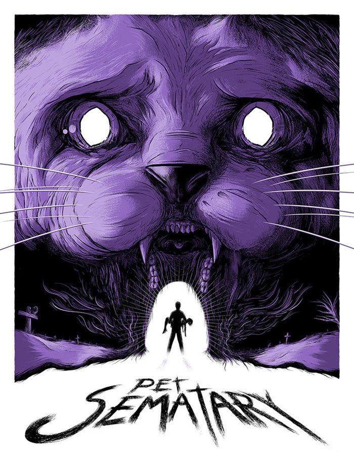 PET SEMATARY by Matthew Johnson.  http://www. seventhink.com  &nbsp;  <br>http://pic.twitter.com/qvW6kZmTSU