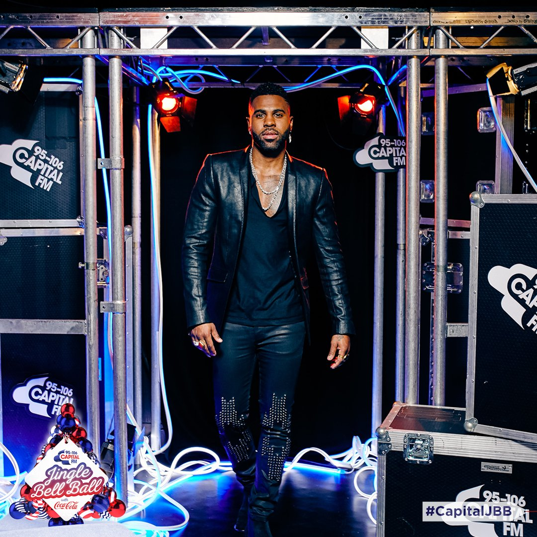 'Girl you're the one I want to want me. And if you want me, girl you got me' 😍@jasonderulo  #CapitalJBB https://t.co/RvM3MdvZ21