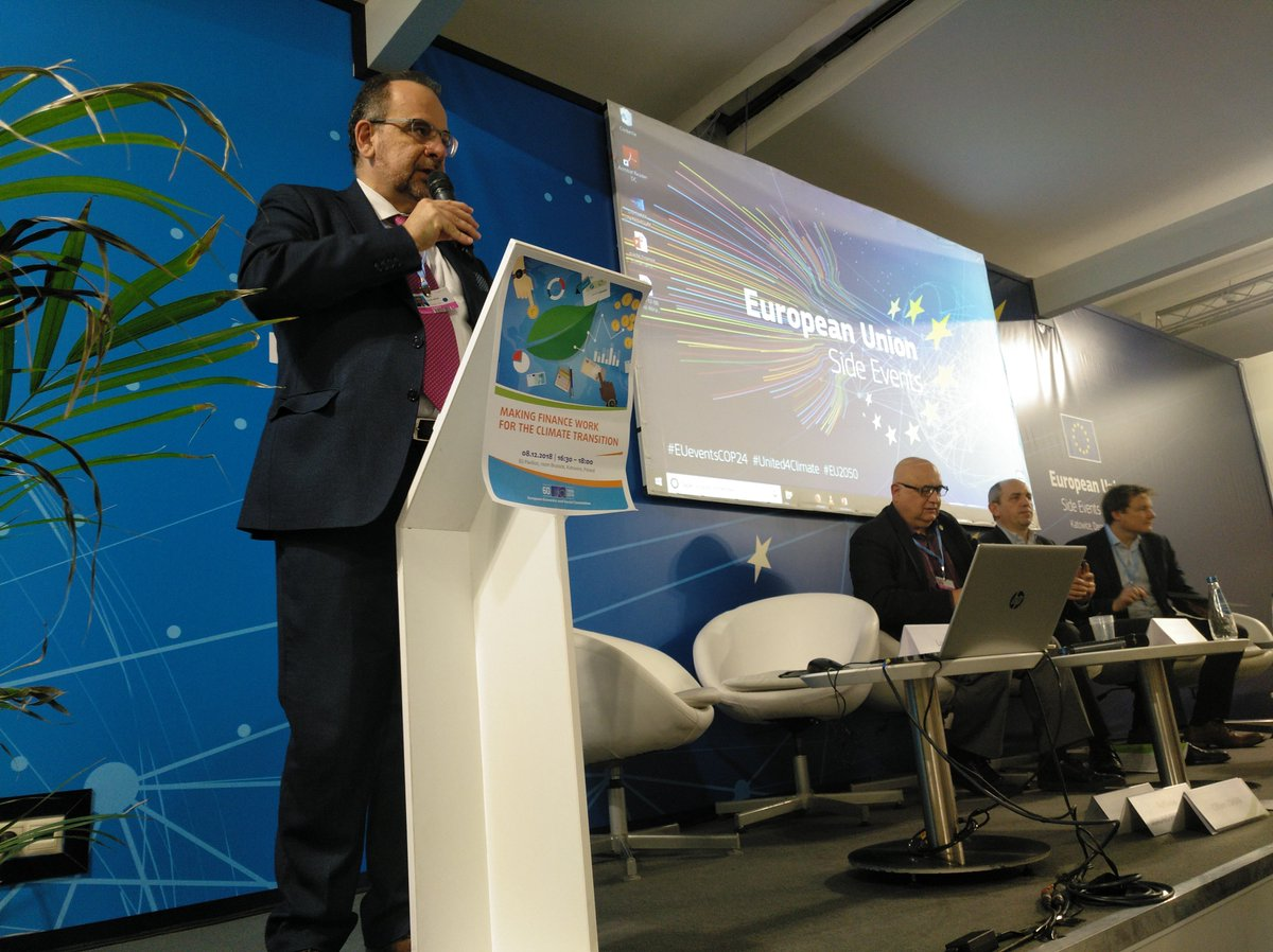 """#COP24 