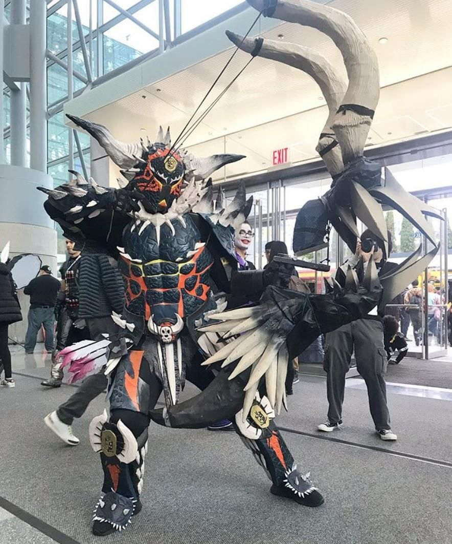 Cosplay In America Ar Twitter I Ve Seen The Love Of People For