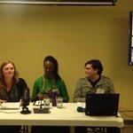 Image for the Tweet beginning: Panel #CCCIAfrique: Défenseurs des droits