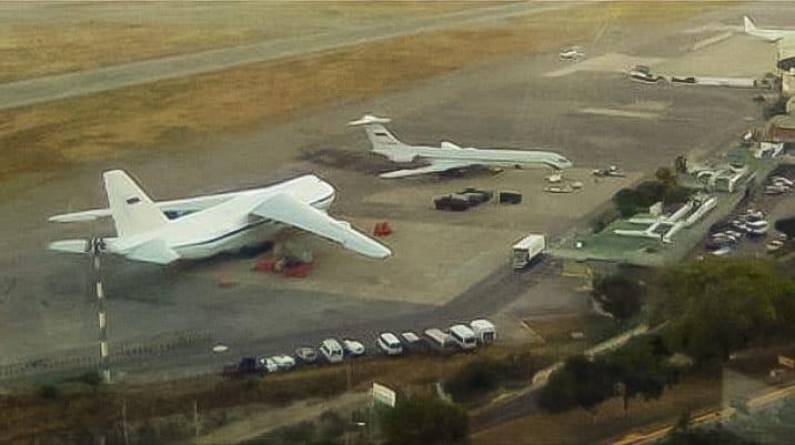 Ту-160 в Венесуэле