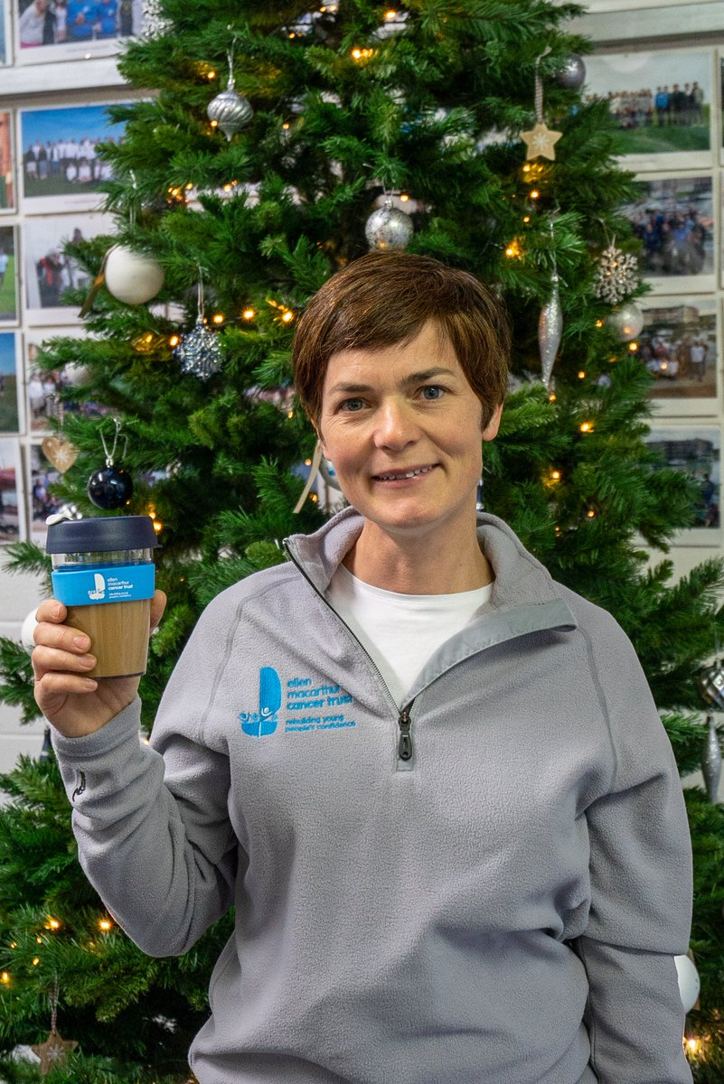 Ellen 💙's the new Trust @KeepCup & we can see why! Give the gift that keeps on giving this Christmas - Support young people in recovery from cancer ✅ Reduce waste and look after the environment ✅ Shop here ⬇️ https://t.co/7YDlbLkG0T