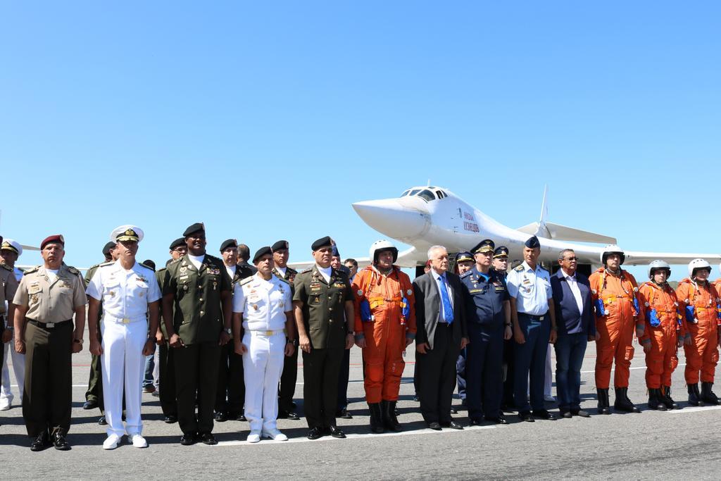 Venezuela prepara maniobra aérea con Rusia para fortalecer su capacidad de defensa DuEjygOW4AAPtqo