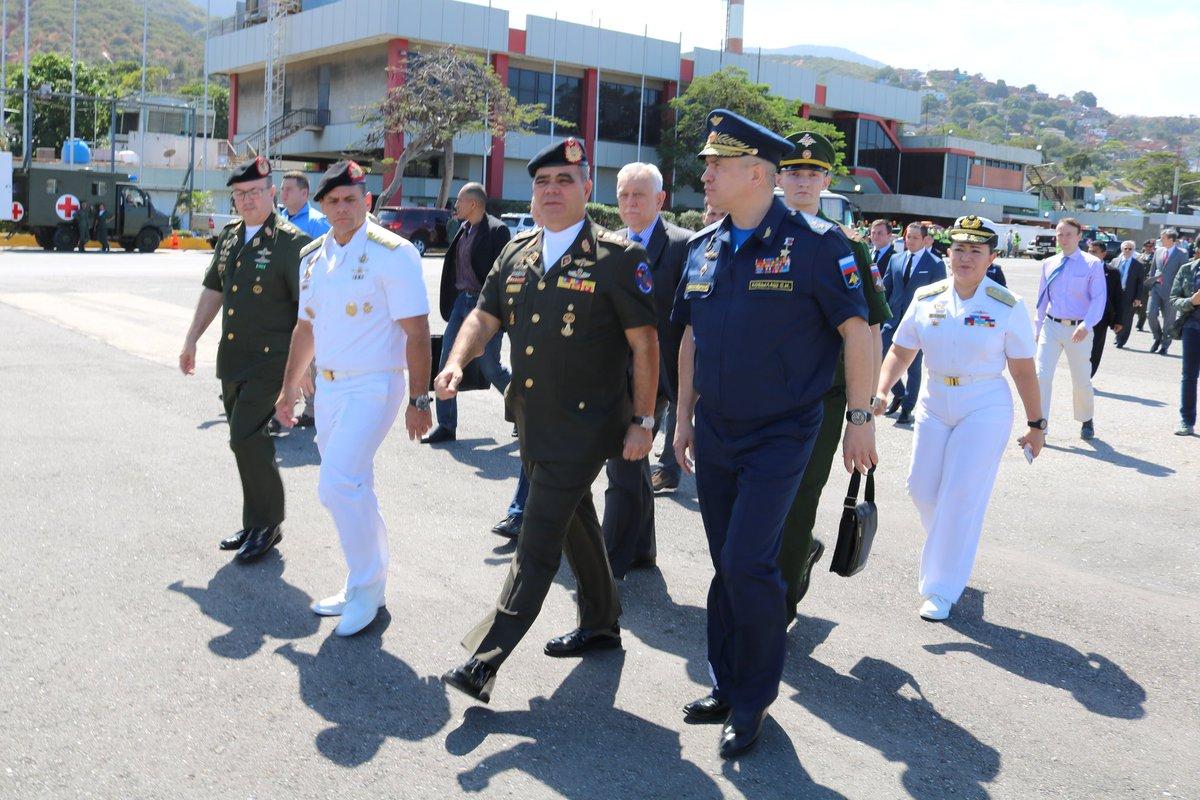 Venezuela prepara maniobra aérea con Rusia para fortalecer su capacidad de defensa DuEkCwtXQAAuVpF