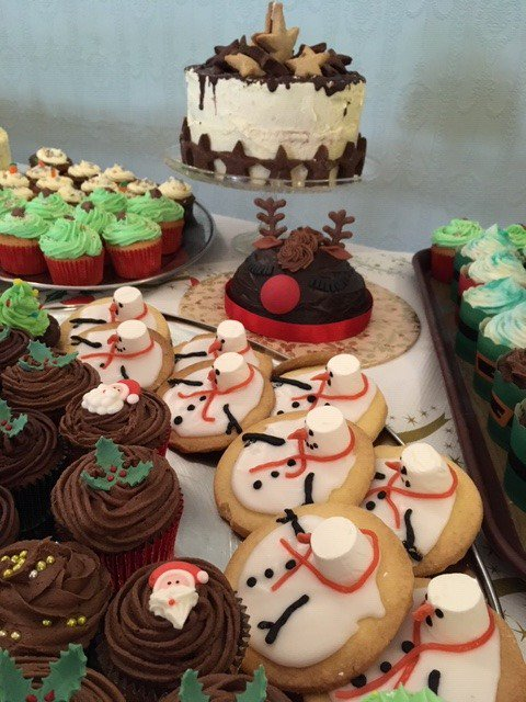 We Had A Fabulous Christmas Jumper Day Charity Cake Sale Yummy Christmasjumperday Happychristma Twitter Com 1rteyr87qx