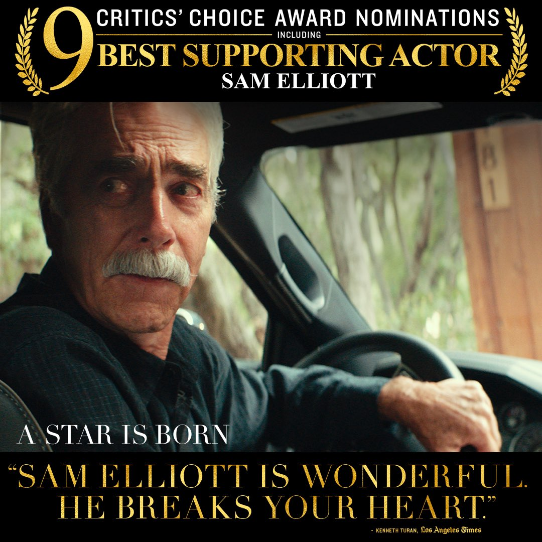A Star Is Born On Twitter Congrats To Samelliott On His