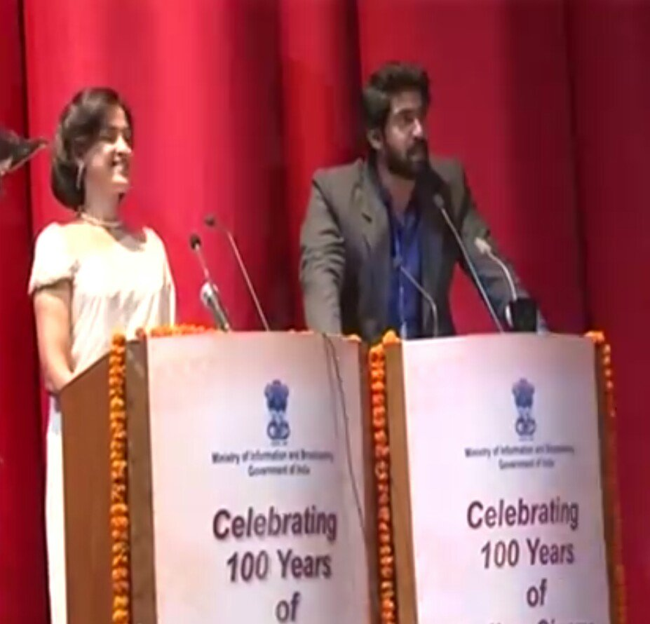 Day 26 Fact 26 The First ever event/show hosted by @RanaDaggubati on the Professional front was #100YearsOfIndianCinema celebrations organised by IB Ministry in 2013!! #RanaBdayFest #4DaysToRanaDaggubatiBirthday