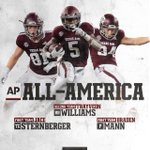 AP All-Americans Twitter Photo