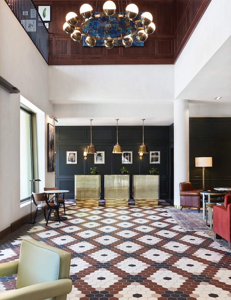 Great to view @The_Tamburlaine. Ideal venue for afternoon tea or evening cocktails. Contemporary meeting space too! #vsukvisits #cambridge #cambridgehotel