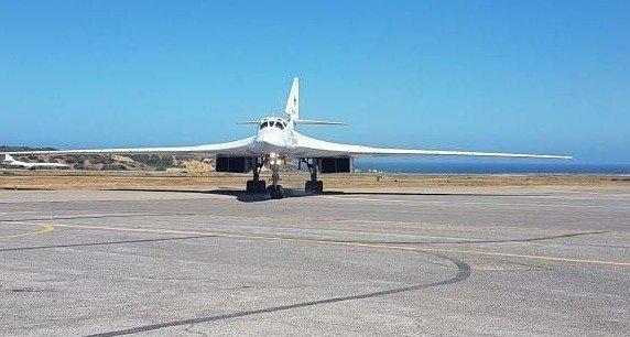 Venezuela prepara maniobra aérea con Rusia para fortalecer su capacidad de defensa DuEtBNaX4AIYRkL