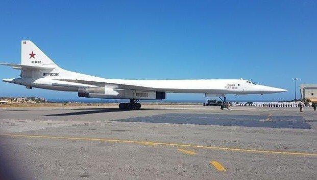 Venezuela prepara maniobra aérea con Rusia para fortalecer su capacidad de defensa DuEtBNbXgAAdUnk