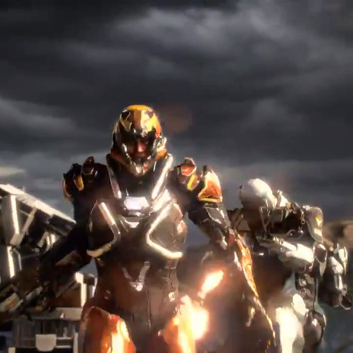 Who is excited to play Anthem (@AnthemGame) on PC? Check out their new trailer and let us know what you think.