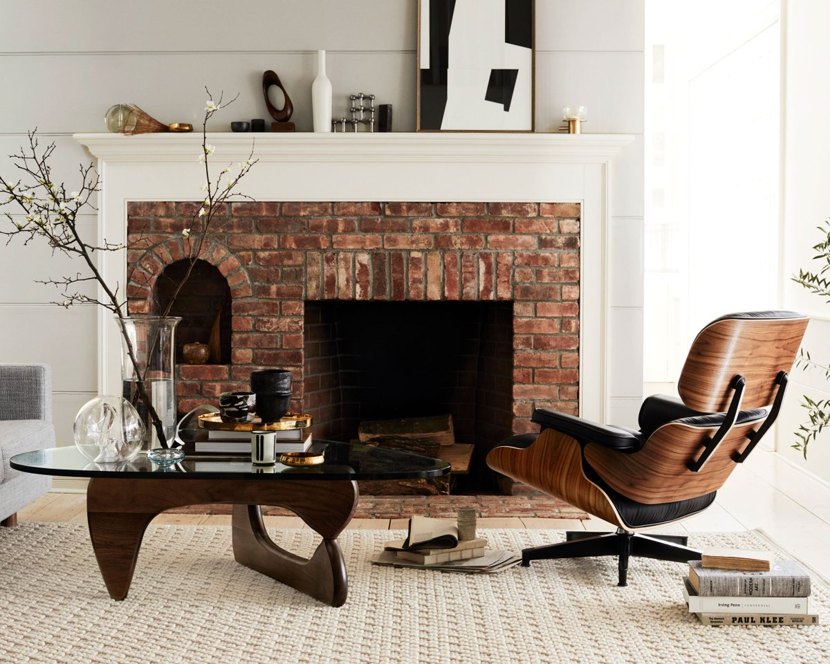 Groovy Herman Miller A Twitter Deck Out Your Holiday Hearth This Pabps2019 Chair Design Images Pabps2019Com
