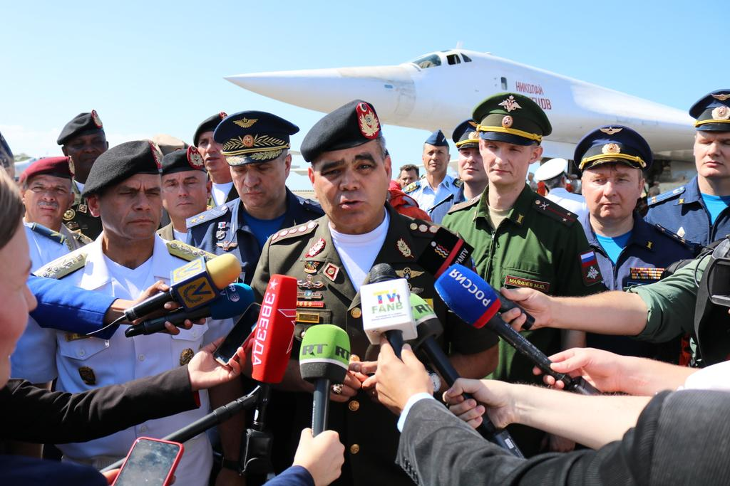 Venezuela prepara maniobra aérea con Rusia para fortalecer su capacidad de defensa DuExgNGXQAAgs6T