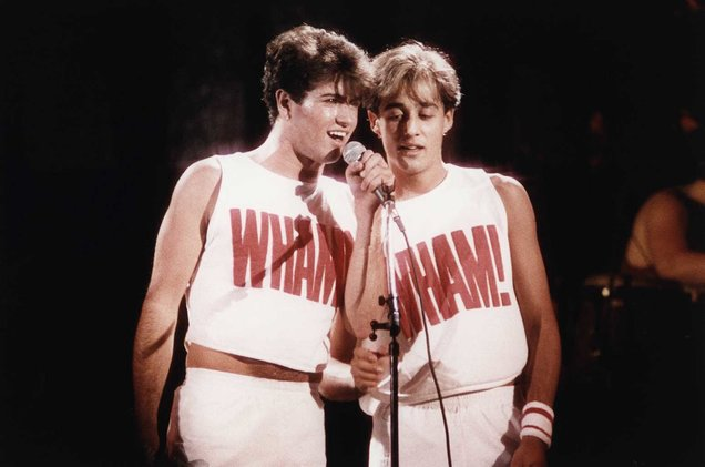 Wham!'s 1984 classic 'Last Christmas' hits @billboard #Hot100's top 40 for first time! https://t.co/pxodWnfPS8 @GeorgeMichael @ajridgeley 🎄