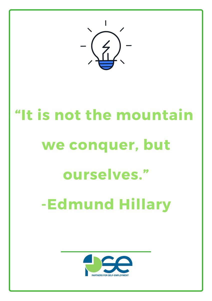 Today is International Mountain Day, an event that the United Nations uses to promote the importance of mountains. They cover 22% of the earth's surface and provide 60-80% of the world's freshwater. We celebrate mountains and the men and women who have summited them. #QotD #PSEFL