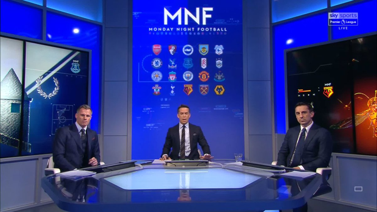 .@GNev2 discusses the alleged racist abuse of Raheem Sterling at @ChelseaFC.   Watch #MNF on Sky Sports PL NOW or follow here: http://skysports.tv/OGjYtw