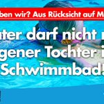 Image for the Tweet beginning: ++ Weil Muslima sich durch