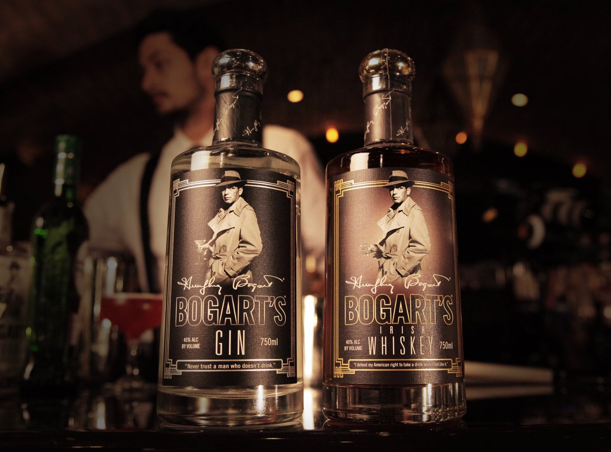 A limited supply of our @BogartSpirits gin and whiskey is now available in France and Germany! For the French store, click here: bit.ly/BogartsFrance For the German store, click here: bit.ly/BogartsGermany The U.S. store is here: bit.ly/BogartsLiquora…