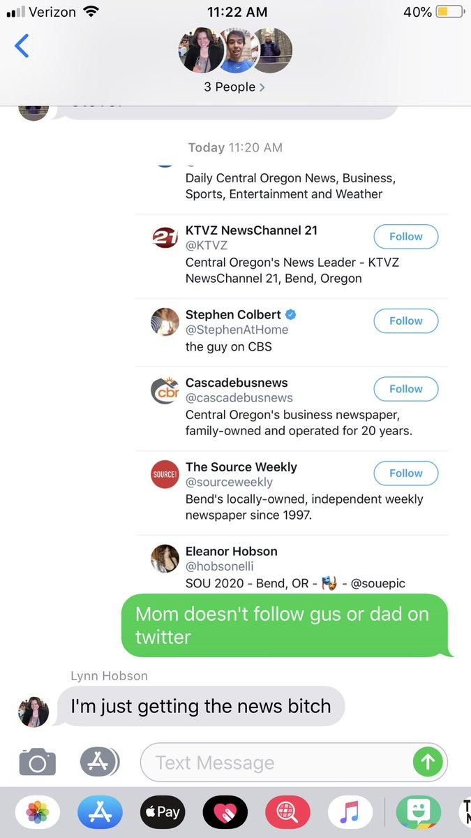 Hashtag #familygroupchat sur Twitter