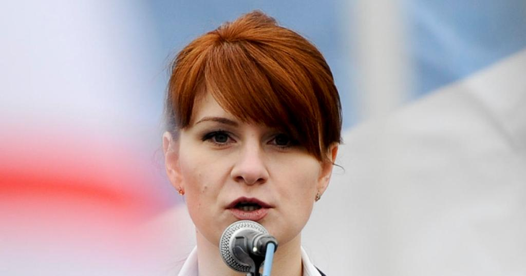 Accused Russian spy Maria Butina to change 'not guilty' plea https://t.co/4RFWpUFdXA