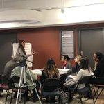 Image for the Tweet beginning: Sous-groupes World Café pour #CCCIAfrique