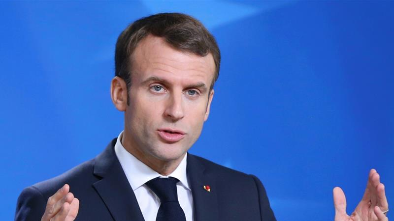 France's President Emmanuel Macron announces 'immediate and concrete measures' to respond t #YellowVestso ' grievanchttps://t.co/wBnklViR4aes