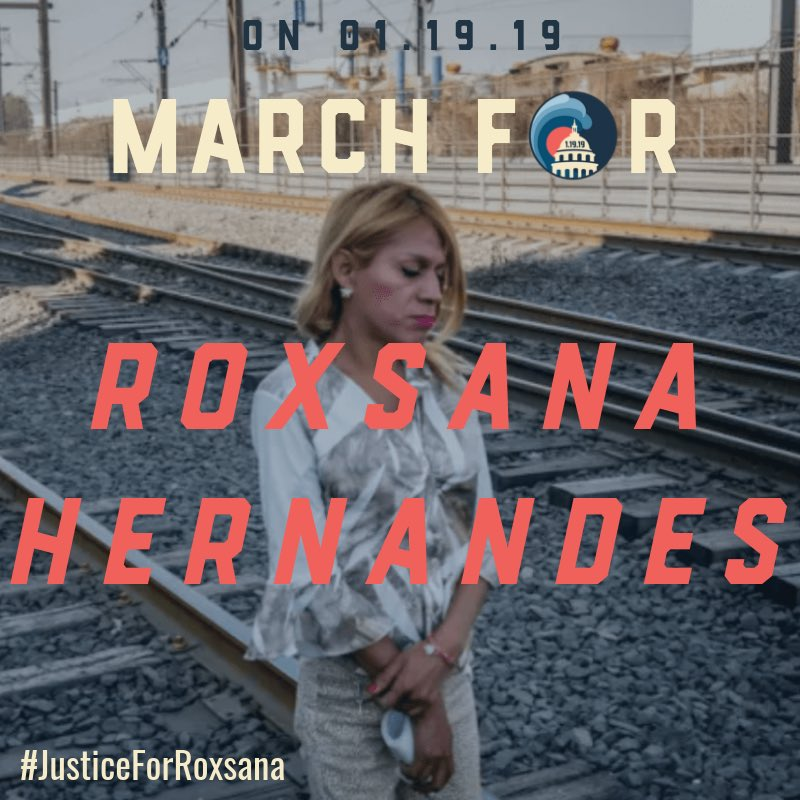 #RoxsanaHernandes #CyntoiaBrown #ChikesiaClemons #HeatherHeyer  On 01.19.19, we march for them. Who do you march for? #IMarchFor<br>http://pic.twitter.com/xY5NNCGddf
