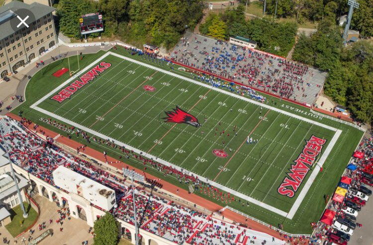 Excited and Blessed to receive my first Division 1 opportunity to a Top 25 FCS school at Southeast Missouri State University! #TrustTheProcess @Coach_Muehling @DrudikJd @BraydenHerdic<br>http://pic.twitter.com/ekOFNDYjsM