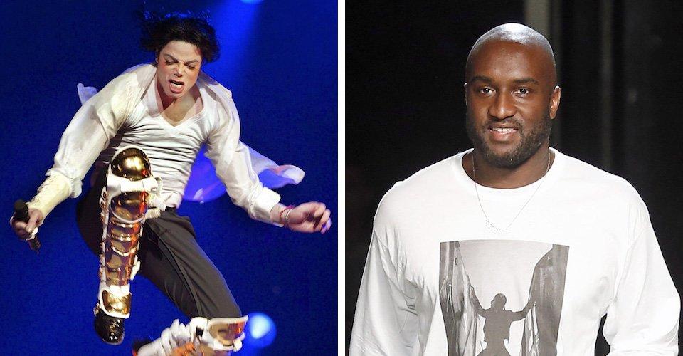 Virgil Abloh says next Louis Vuitton collection will celebrate Michael Jackson:  👑🎤👑  https://t.co/QcChbIR5QI
