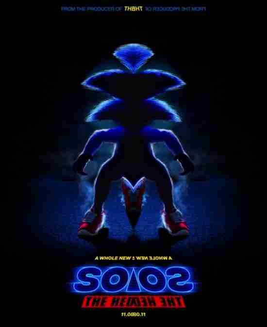 way past cool #SonicMovie