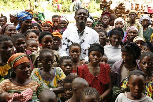 We are thrilled that our dear friend and partner, Dr. Mukwege of Panzi Hospital in the Democratic Republic of the Congo as he accepts the Nobel Peace Prize today alongside humanitarian, Nadia Murad. #nobel #nobelpeaceprize #humanitarian #DRC womenforwomen.org/blogs/denis-mu…