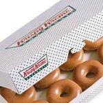Krispy Kreme Twitter Photo