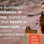 """Image for the Tweet beginning: """"Health IS a human right."""