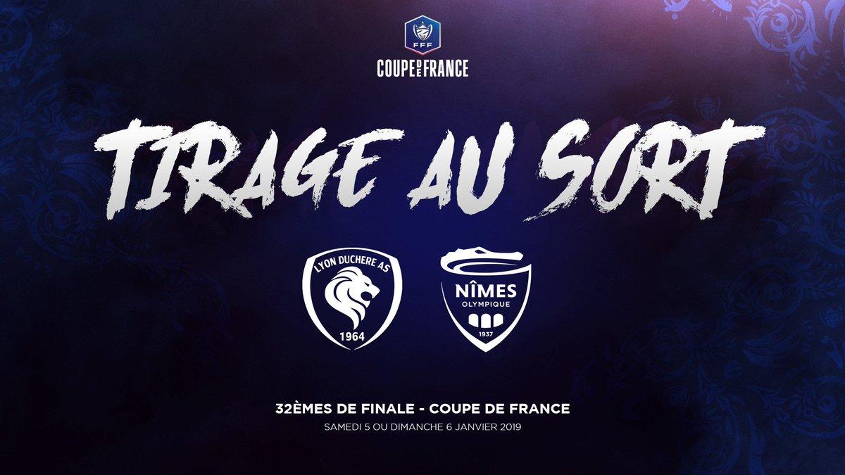 COUPE DE FRANCE -. ÉDITION 2018-2019. DuFRo4KWoAwmcCl