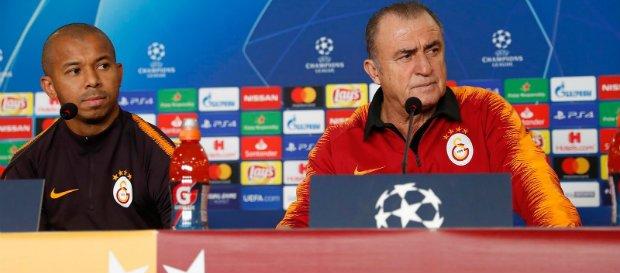 Mariano Ferreira'dan FC Porto maçı öncesi açıklamalar bit.ly/2SCIJg4 @ChampionsLeague @GalatasaraySK