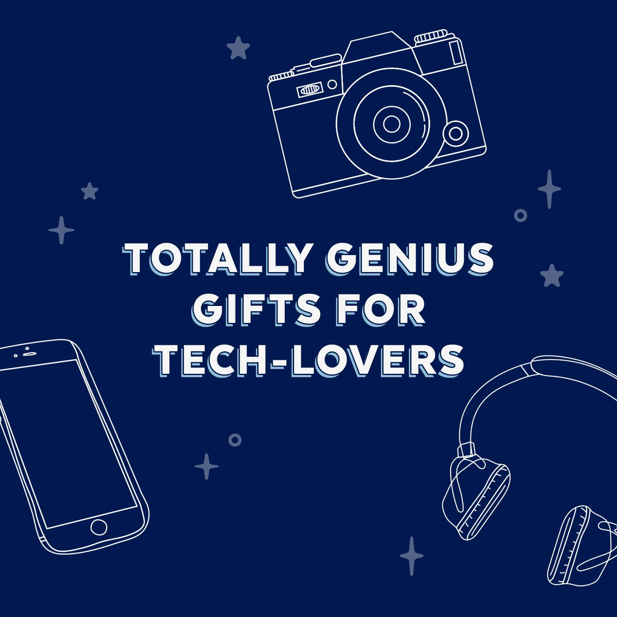 You can't go wrong giving a cool tech gift they can actually use this holiday season. Follow us on Instagram and check out our Gift Guides highlight for inspiration on what to give. Plus, we'll be sharing how you can win a @surface Pro6: https://t.co/KoUVP6zTbR #ad