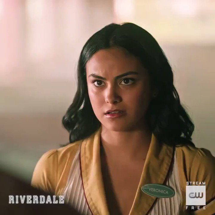 Is there any good left in Hiram? Stream the latest only on The CW App: go.cwtv.com/RVR307tw #Riverdale