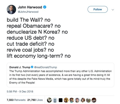 The List Goes On His Promises That Dreamers Have Nothing To Worry About Lie Protect Manufacturing Jobs In U S
